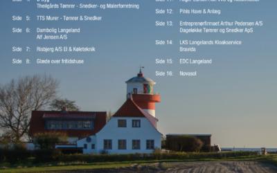 Sommer magasin til Langeland