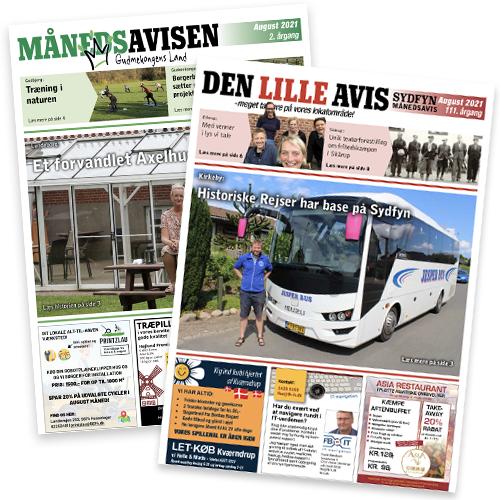 Aviser på gaden